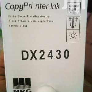 Ricoh DX-2430 Ink Cartridge NRG