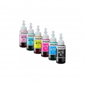 Epson Inkjet Series Printers Refill Ink Set (Original)