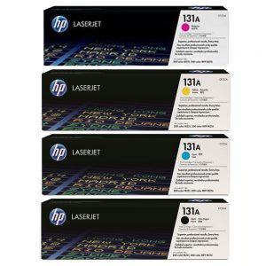 HP 131A Toner Cartrige Pack