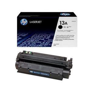 HP 13A Black Original LaserJet Toner Cartridge