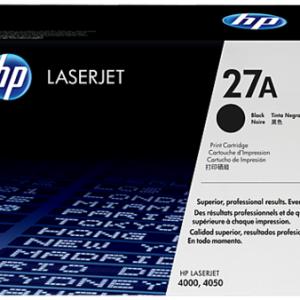 HP 27A Toner Cartrige