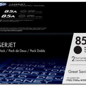 HP 85A Black LaserJet Toner Cartridge