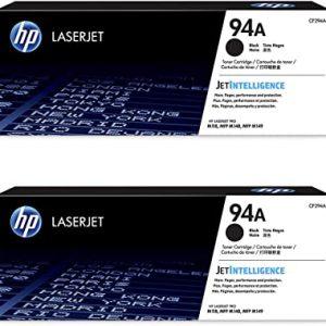 HP 94A Black Toner Cartridge