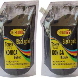 Konica Minolta Coloured Refilling Toner