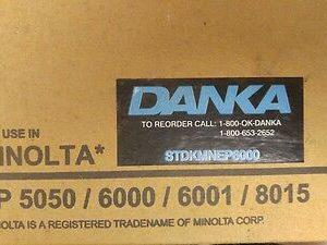 Konica Minolta EP-5050/6000/6001 Toner Cartridge (Black)
