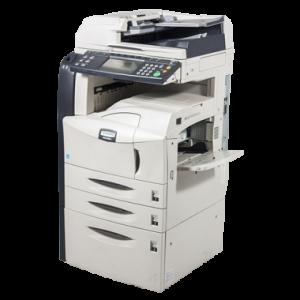Kyocera Mita KM 4050 -3050 multifunction printer ( B/W A3)
