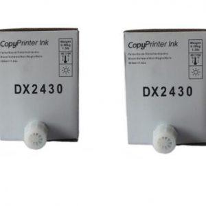 Ricoh DX-2430 Black Ink Cartridge