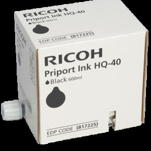 Ricoh HQ-40 Priport Ink Cartridge