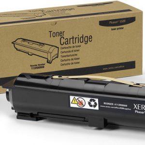 Xerox Phaser 5500 Black Toner Cartridge