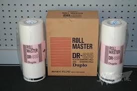 Duplo DR-835 Master Roll